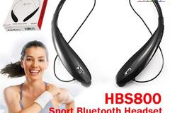 Bulk Lot: 10x HBS800 Bluetooth Headphone Wireless Earphones