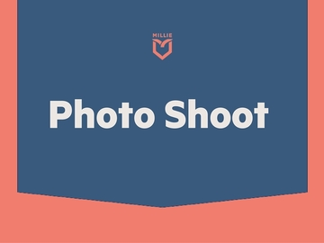 Task: Photo Shoot - $75