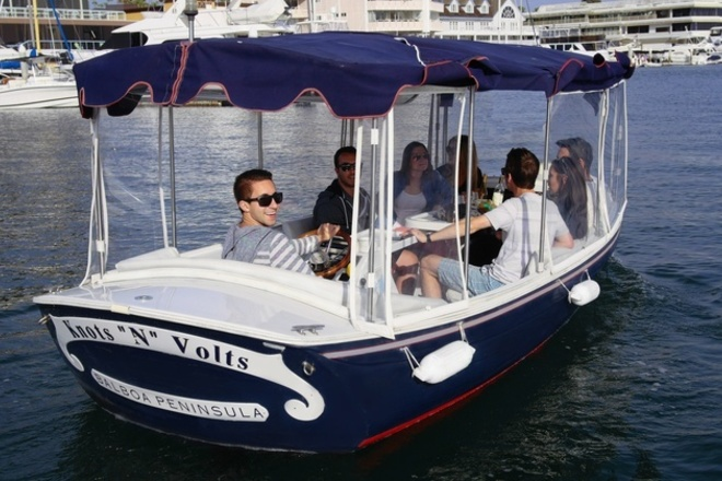 Duffy Rental Newport Beach Max 10 People We Are On A Boat