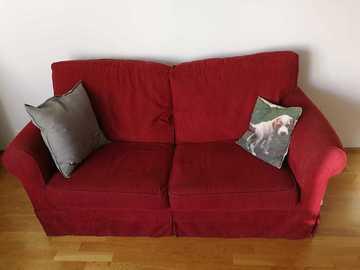 Myydään: Comfy sofa-bed