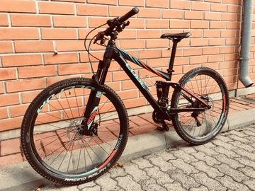 Myydään: CUBE STING WLS 120 PRO trail bike