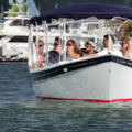 Rent per 2 hours: Luxury Seattle Electric Boat - Max 12 people