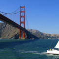Por 3 horas: Golden Gate Bridge sailing tour - Max. 6 people