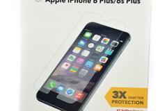 Bulk Lot: 100 x ZAGG Invisible Shield HD Screen Protect  iPhone Plus