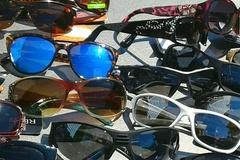 Bulk Lot: 250 pcs Sunglasses Foster Grant, Panama Jack, Aviators,Sport