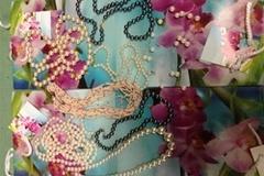 Bulk Lot: Pearl Treasure Chest