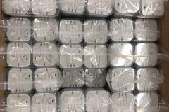 Bulk Lot: 500 x New Earpod with 3.5 mm White Headphones for iPhone