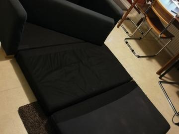 Myydään: Sofa bed (Excelent conditions)