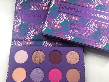 Venta: Element surprise colourpop, NUEVA