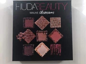 Venta: Mauve obssesions Huda Beauty, NUEVA!
