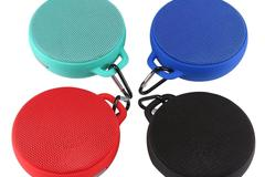 Buy Now: 20 pieces Mini Bluetooth Wireless Speaker for Smartphones 4 Color