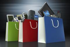Bulk Lot: 3,146 xNew Consumer Electronics Apple, GoPro, Lenovo $62,367