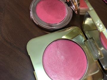 Venta: Lote coloretes en crema Tom Ford y Charlotte Tilbury