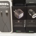 Bulk Lot: 20 Rapid Fast Micro USB Cables, Wall Chargers Car Chargers