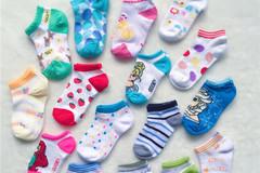 Bulk Lot: 1000 pairs  Mixed Lot Children's  cartoon ankle socks