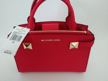 Bulk Lot: Authentic Handbags by Coach and Michael Kors - MSRP 1,082