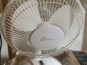 Myydään: electric fan
