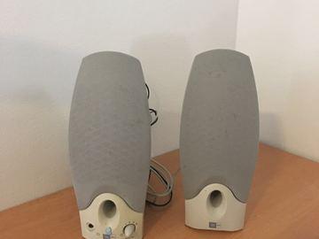 Myydään: loudspeaker