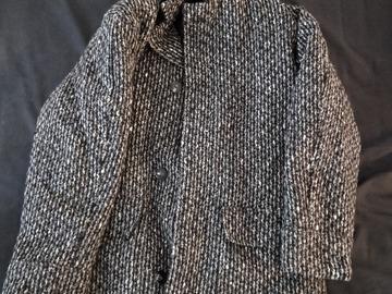 Myydään: Wool Coat