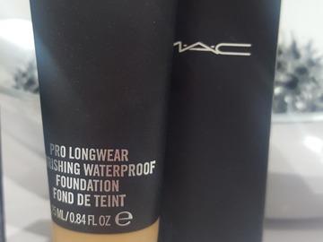 Venta: MAC. PRO LONGWEAR NOURISHING WATERPROOF FOUNDATION