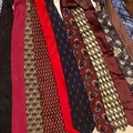 Bulk Lot: 50 Men's Dress Ties