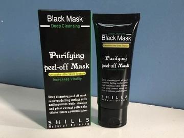 Single Item: 1x Black Mud Mask 50ML