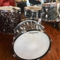 Article: 1961/62 Slingerland Modern Jazz Outfit in Capri Pearl