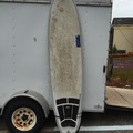 """For Rent: 8'0"""" Seven S Longboard"""
