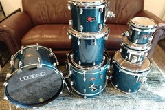Selling with online payment: Legend  Drums 7 Piece