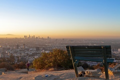 Daily Rentals: Park and Hike Runyon Canyon CA, Covered and Secure.