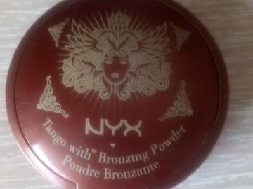 Venta: Polvo bronceador de Nyx