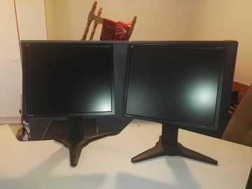 "Myydään: Viewsonic VP950b 19"" LCD display"