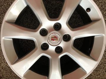 Selling: 2013-16 Cadillac ATS 17x8 FACTORY OEM WHEEL