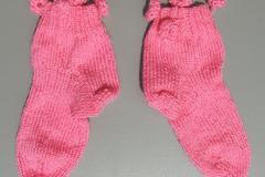 Vente au détail: socquettes à pompons