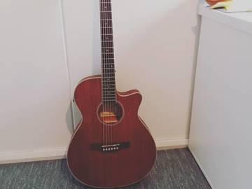 Myydään: Electro Acoustic Guitar / akustinen kitara
