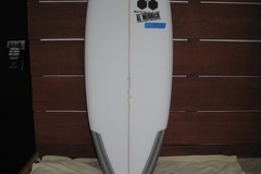 "Rental: (NEW!!) Channel Islands ""Average Joe"" 5'9   Volume=39.8 L"