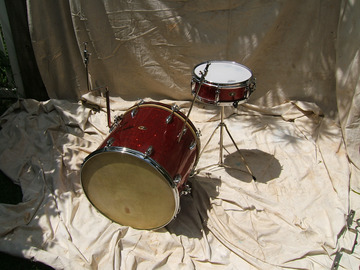 Selling with online payment: Slingerland 50s Be-Bop drmset