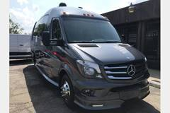 Renting out with online payment: 2016 Mercedes Benz Sprinter