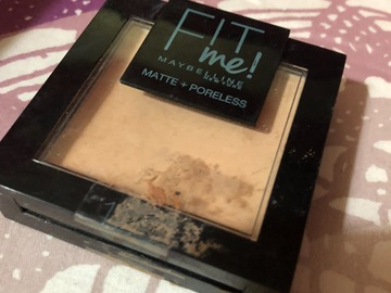 Venta: FIT ME MAYBELLINE