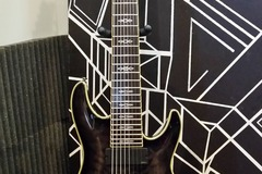 Renting out: Schecter Diamond Series HELLRAISER C-8 Special Black
