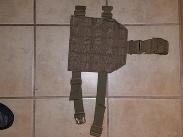 Selling: Pantac - leg holster (coyote brown)