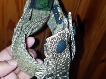 Selling: Pantac - rifle holster (coyote brown)