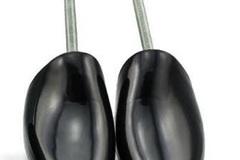 Liquidation Lot: 50 NEW Men's Steel tension spring / plastic shoe tree - $85