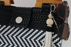Products: DIY Craft Kit - Leather Fringe Key Ring