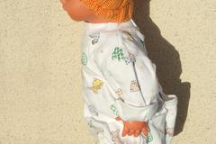Vente au détail: Bonnet avec son noeud
