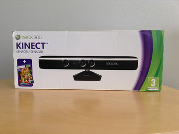 Selling:  XBox Kinect (x3)