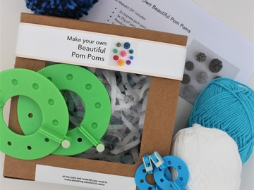Products: Pom Pom Starter Kit