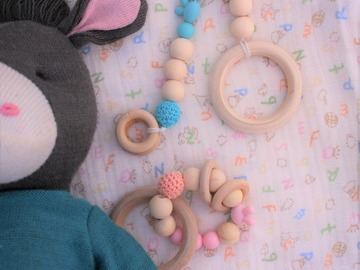 Products: Make your own Baby Teether