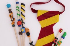 Products: Make your own Harry Potter Wand and Tie