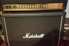 Renting out: Marshall tube half stack